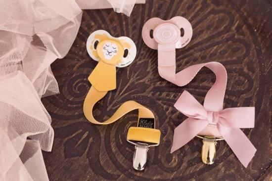 Elodie Details fopspeen +3m - Powder Pink