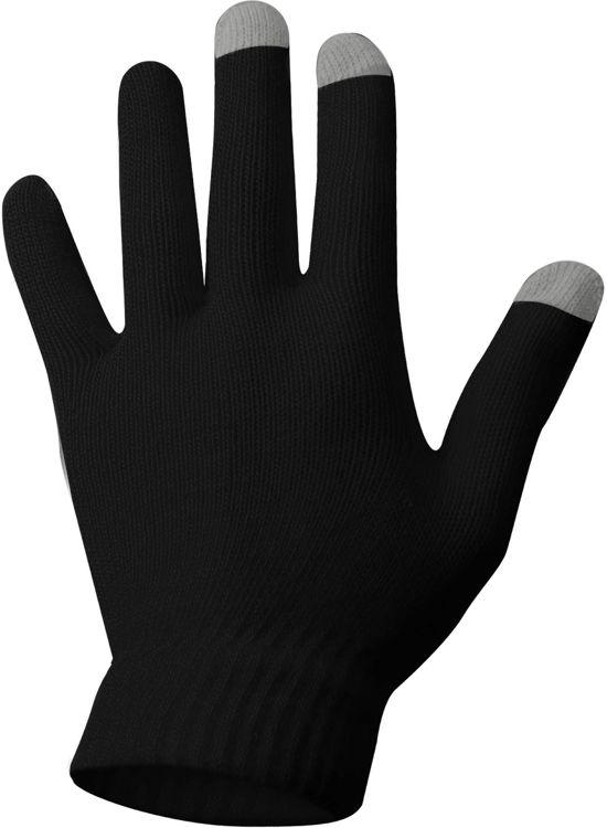 Starling Touchscreen Tip - Skihandschoenen - Unisex - Maat S - Zwart