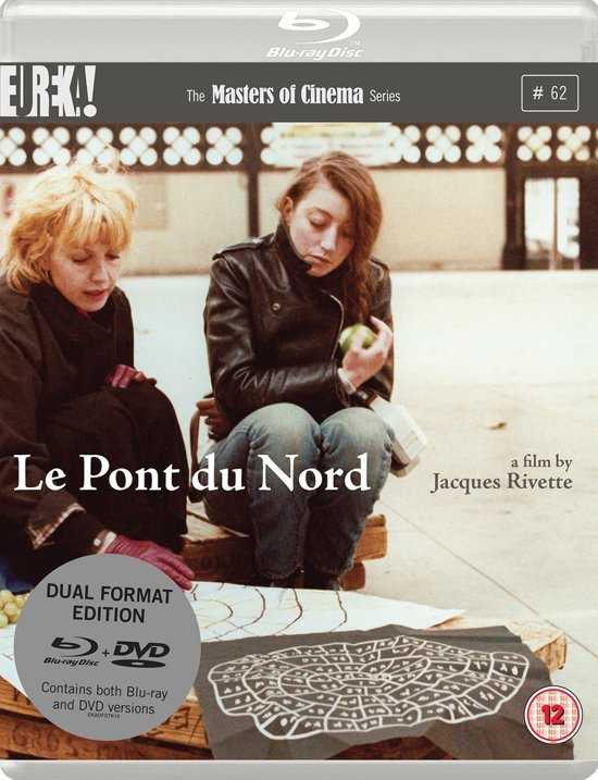 Le Pont du Nord (1982) (Masters of Cinema) Dual Format (Blu-ray & DVD)