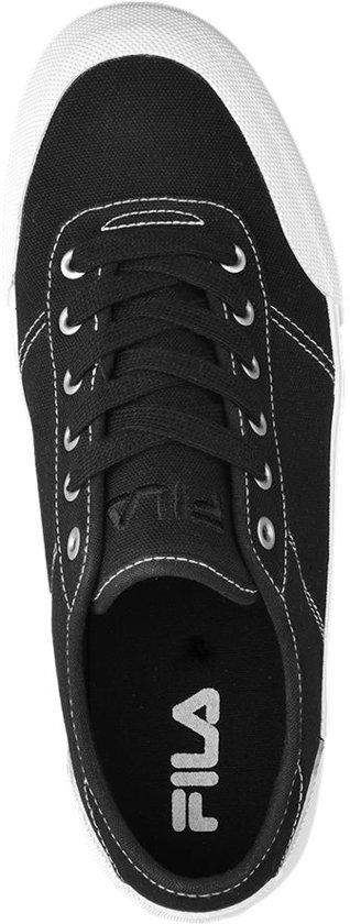 44 Zwarte Heren Canvas Fila Maat Sneaker O5x4XxTqw