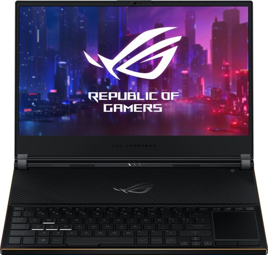 Asus ROG GX531GXR-ES010T - Gaming Laptop - 15.6 Inch (144Hz)