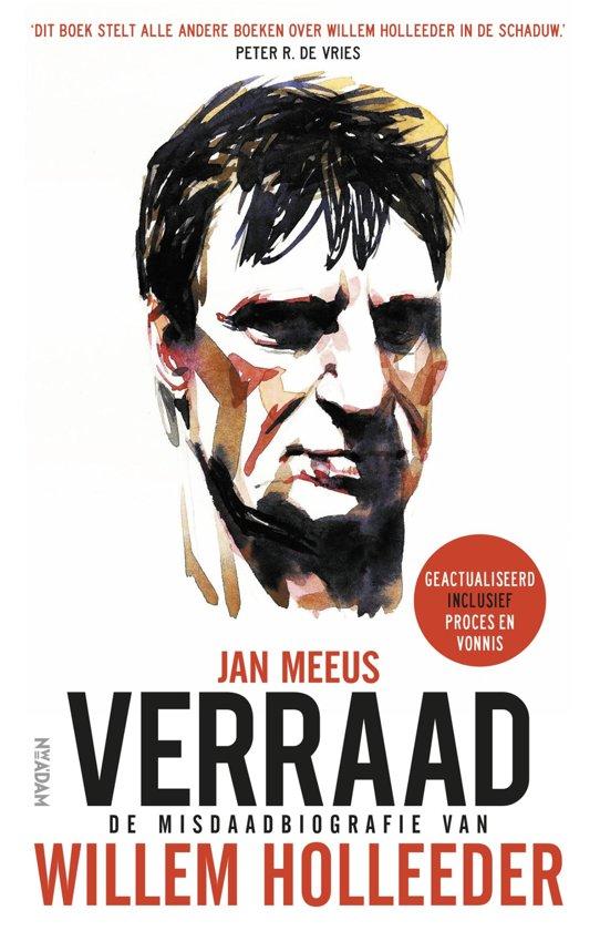 Boek cover Verraad van Jan Meeus (Paperback)