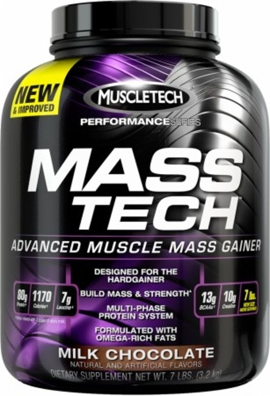 Mass Tech Performance 3180gr Chocolade