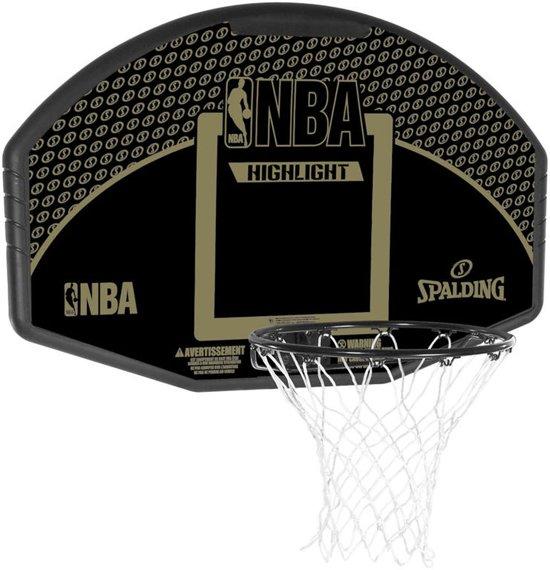 Spalding NBA Composite Fan Background