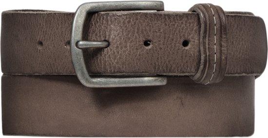 Cowboysbelt Riemen Belt 401002 Grijs Maat:95