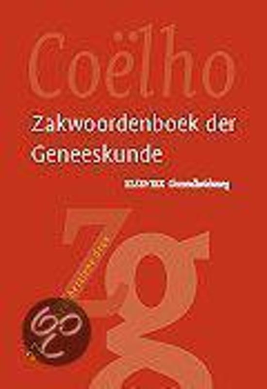 Cover van het boek 'Zakwoordenboek der Geneeskunde / druk 27'