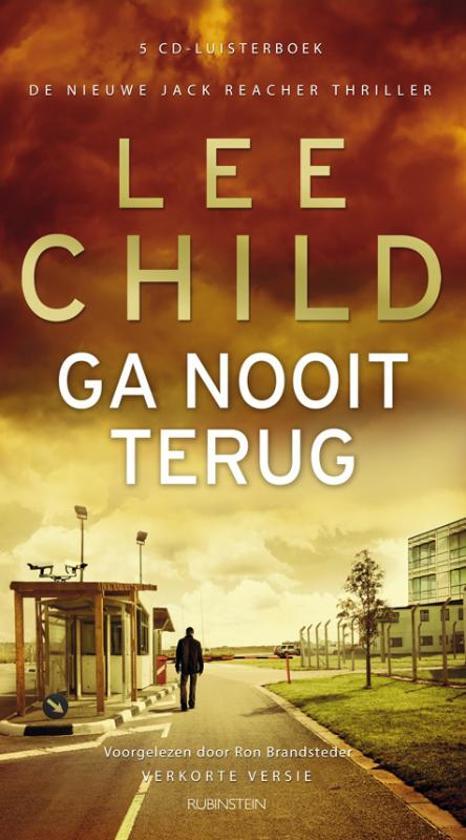 Boek cover Jack Reacher 18 - Ga nooit terug van Lee Child (Onbekend)