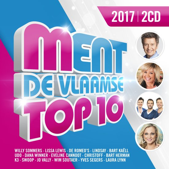 De Vlaamse Top 10 2017
