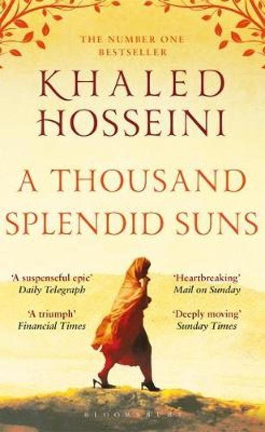 Bolcom A Thousand Splendid Suns Khaled Hosseini 9781526604767
