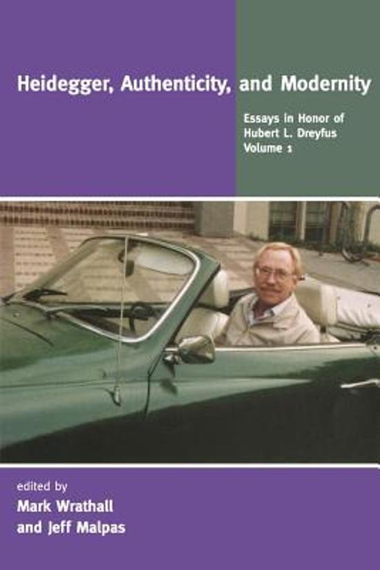 essays in honor of hubert l dreyfus