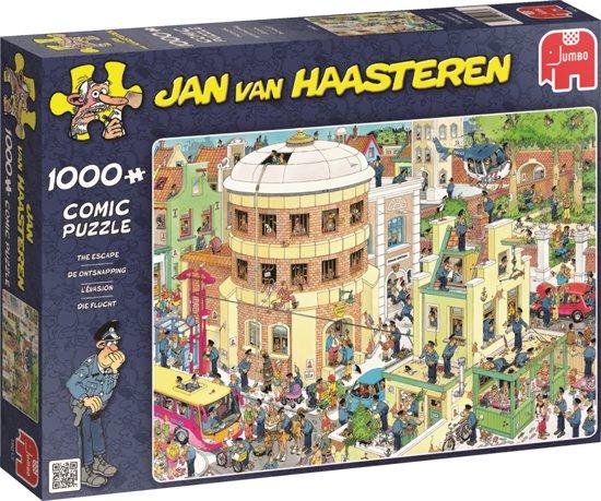 Jan van Haasteren De Ontsnapping Puzzel 1000 Stukjes