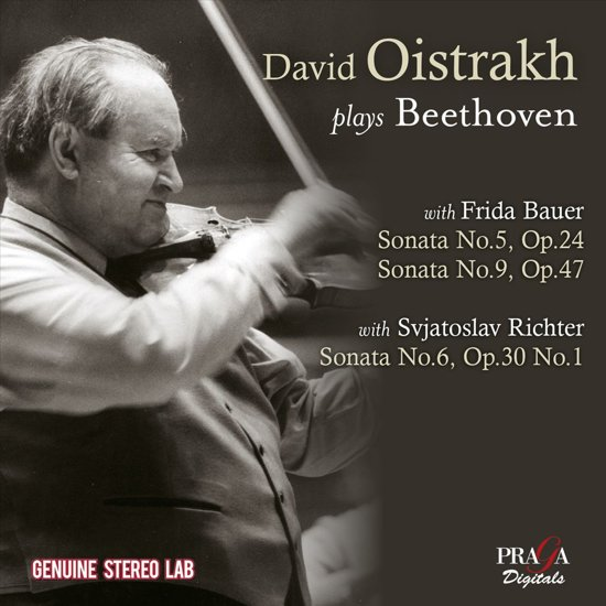 Oistrakh Plays Beethoven