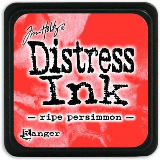 Ranger Tim Holtz Distress Mini Ink Pad Ripe Persimmon