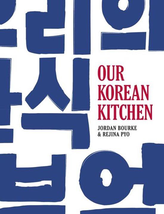 bol com   Our Korean Kitchen (ebook), Jordan Bourke