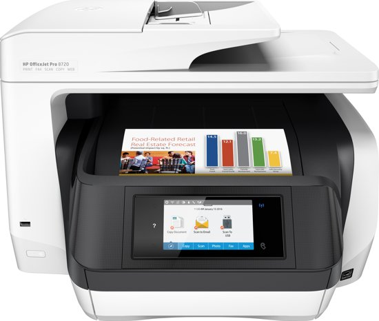 ef8f5ccbb99 bol.com | HP OfficeJet Pro 8720 - All-in-One Printer
