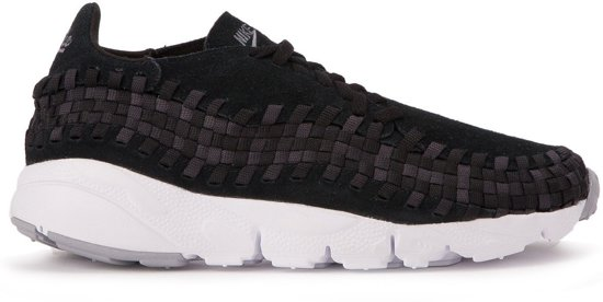 Nike Sneakers Air Footscape Woven Nm Heren Zwart Maat 41