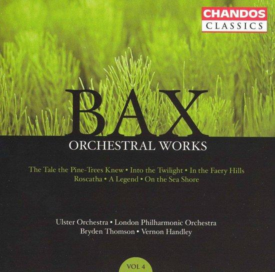 Orchestral Works Iv