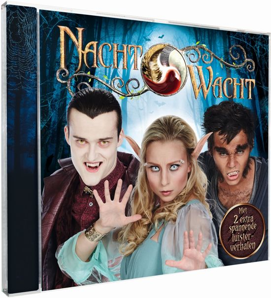 Nachtwacht Muziek CD (originele soundtrack )