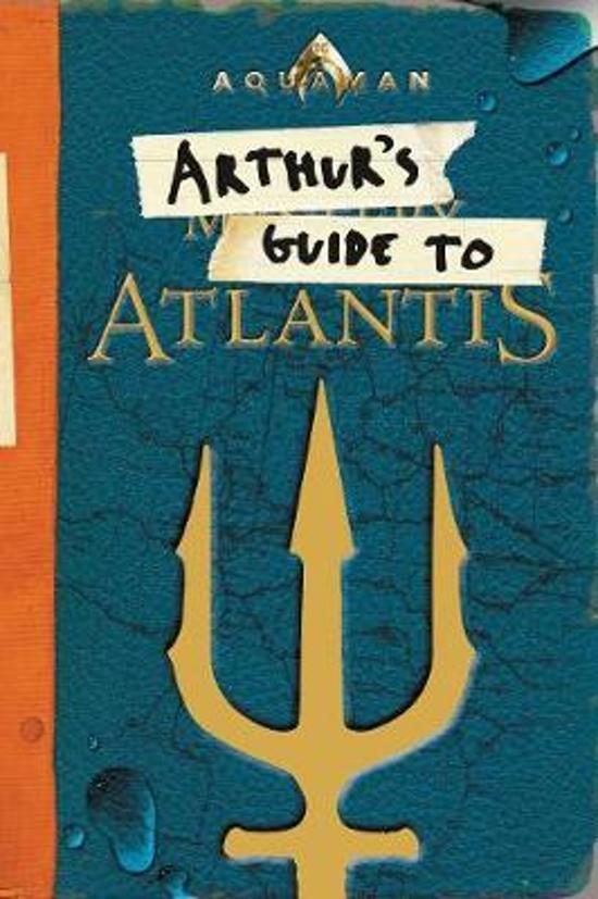 AQUAMAN MTI MYST OF ATLANTIS