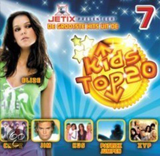 De Grootste Hits Uit de Kids Top 20 - Deel 7