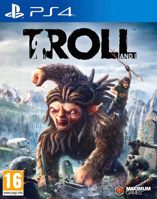 Troll & I PlayStation 4