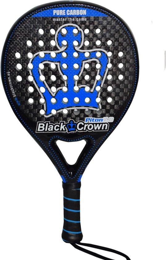 Black Crown Piton 7.0 Padel racket