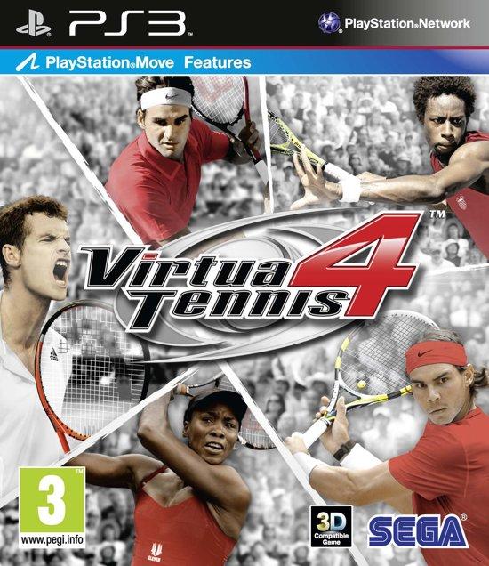 Virtua Tennis 4 (PlayStation Move)