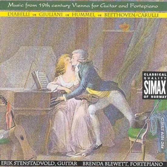 Music From 19Th Century Vienna For