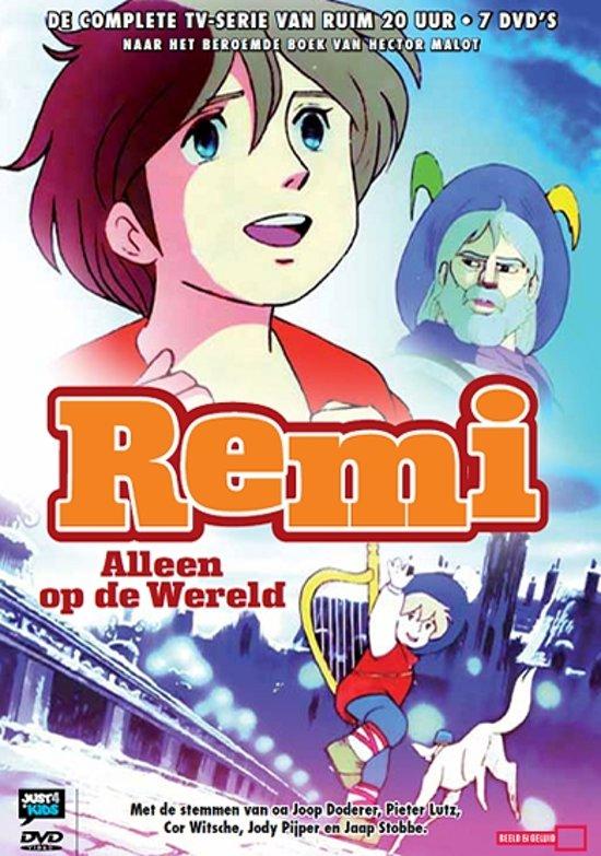Alleen op de Wereld-Remi 7 dvd