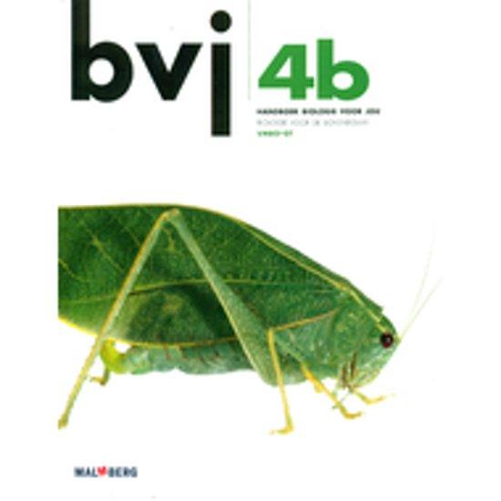 Biologie voor jou handboek 4 vmbo-gt deel b