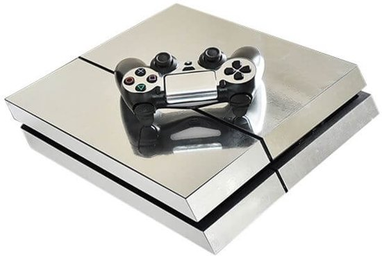 Silver - PS4 skin