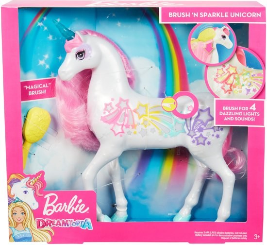 Barbie Dreamtopia Unicorn
