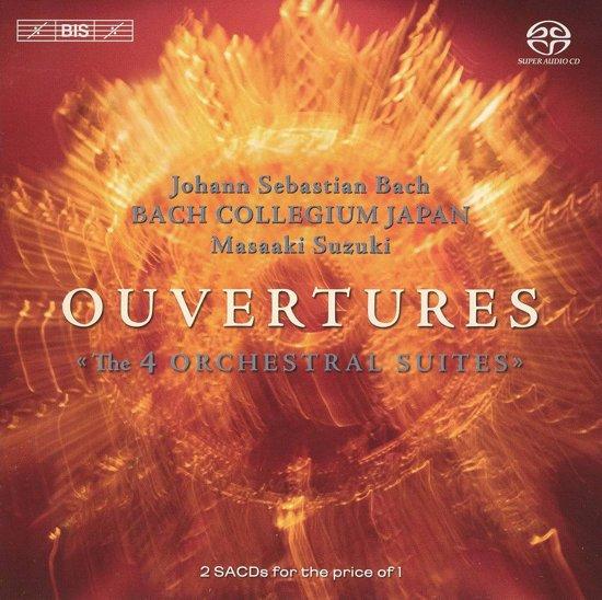 Bach - Ouvertures