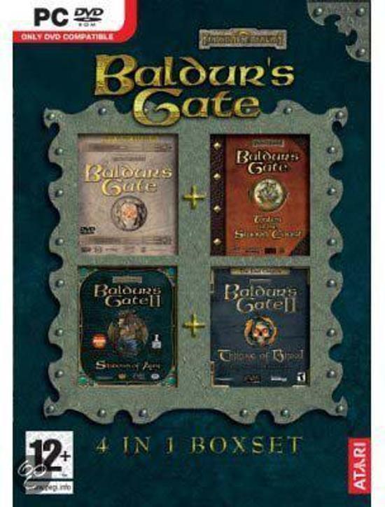 Baldur's Gate - Compilatie - Windows