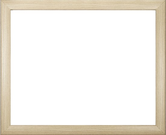Homedecoration Colorado – Fotolijst – Fotomaat – 33 x 99 cm – Licht eiken