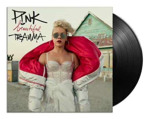 CD cover van Beautiful Trauma (LP) van Pink