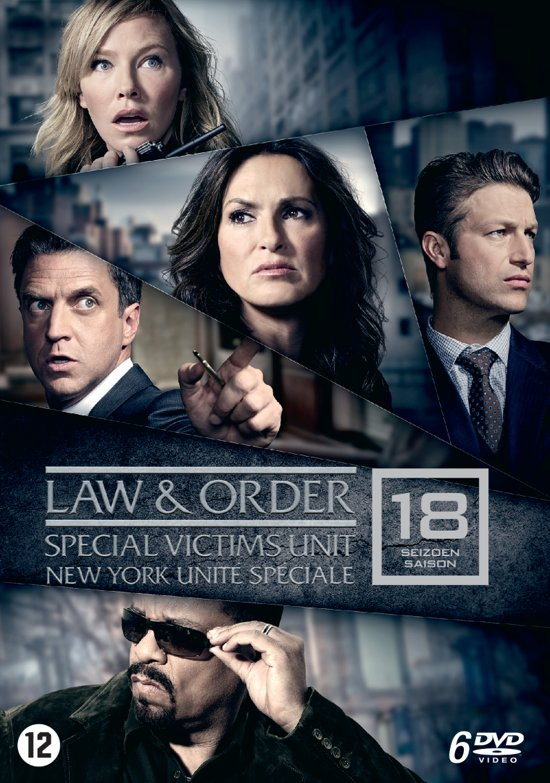 Law & Order Special Victims Unit - Seizoen 18