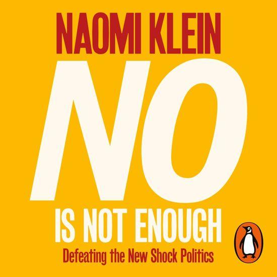 Boek cover No Is Not Enough van Naomi Klein (Onbekend)