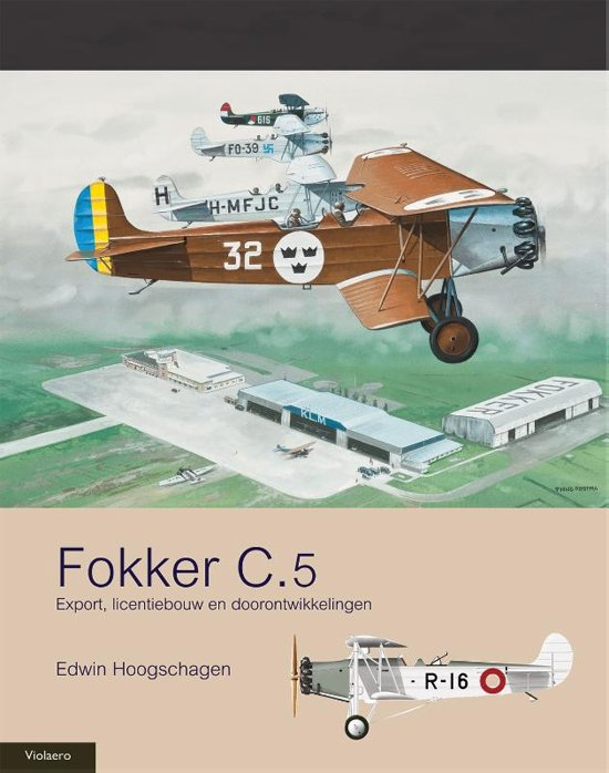 Militaire Historie - Fokker C.5