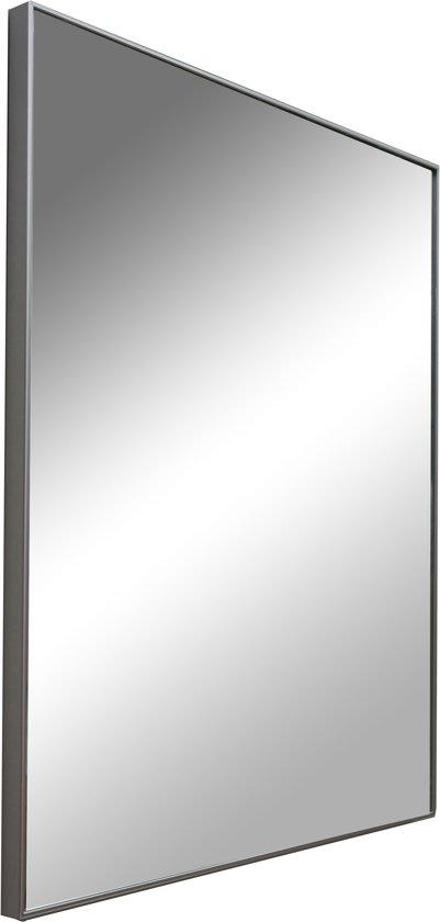 bol.com | Mueller Emma spiegel met aluminium frame 50x60x21cm
