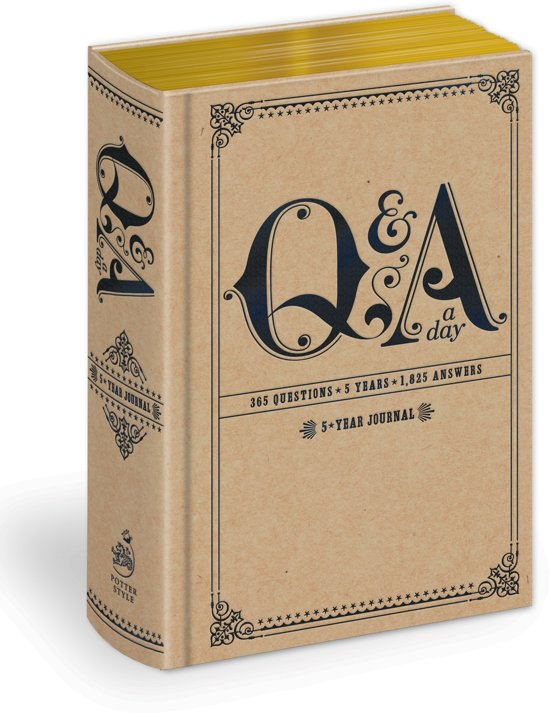 Q & A a Day Dagboek