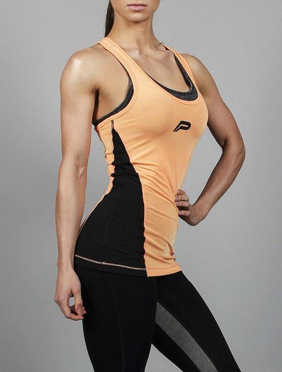 Slub Vest Iconic Singlet Fitness OranjePursue L54Rc3jqA