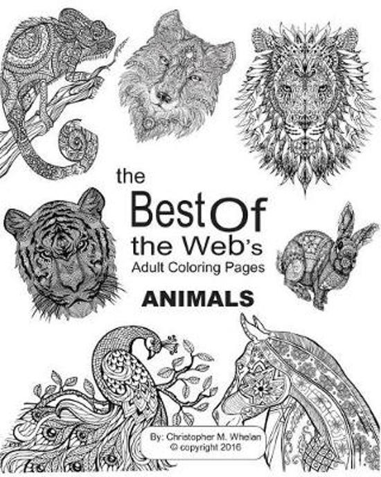 The Best of The Web's Adult Coloring Pages