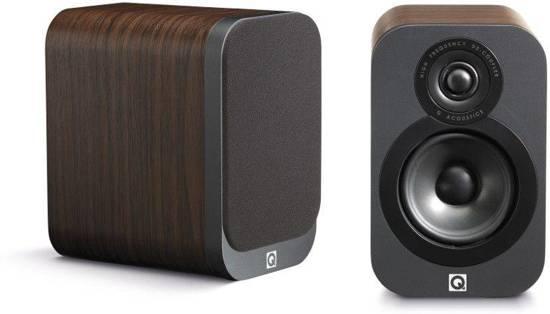 Q Acoustics 3010 Walnoot (per paar)
