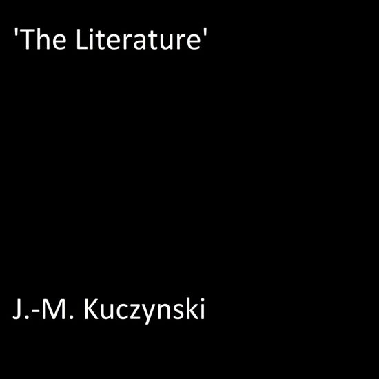 'The Literature'