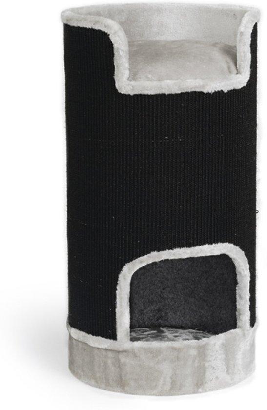 Beeztees Catchy - Krabton - Zwart - 75x38 cm