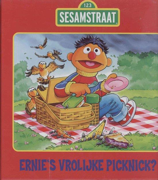 Boek cover Ernies vrolijke picknick? van Sarah Albee (Paperback)