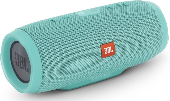 JBL Charge 3 - Draagbare Bluetooth Speaker - Turquoise