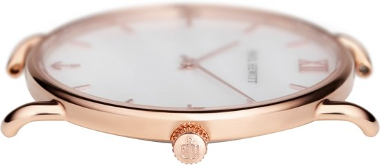 Paul Hewitt Miss Ocean Line Pearl Rose Gold Horloge