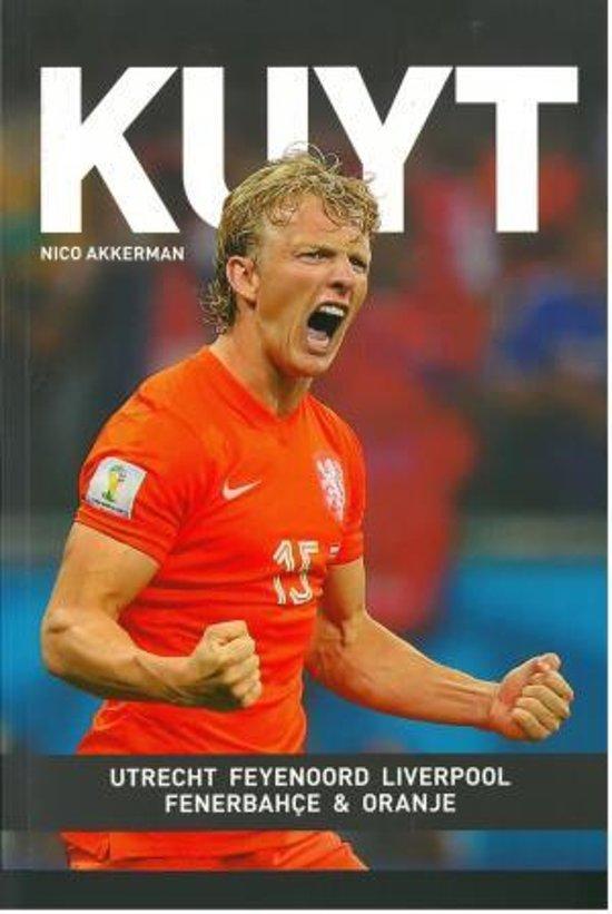 Boek cover Kuyt van Nico Akkerman (Onbekend)